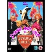 Down And Out In Beverly Hills DVD