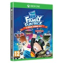Hasbro Family Fun Pack (Monopoly, Boggle, Trivial Pursuit and Risk) Xbox One Game