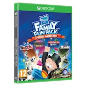 Hasbro Family Fun Pack Xbox One Game