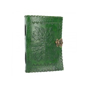 Greenman Leather Journal & Lock