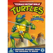 Teenage Mutant Ninja Turtles: Best Of Leonardo DVD