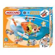 Meccano Build and Play - Helicopter