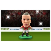 Soccerstarz Man Utd Home Kit Tom Cleverley