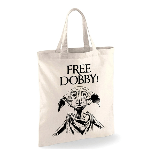 Harry Potter - Free Dobby Bag - White