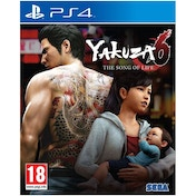 Ex-Display Yakuza 6 The Song Of Life Essence Of Art Edition PS4 Game Used - Like New