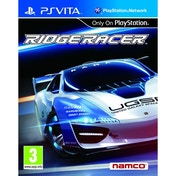 Ridge Racer Game PS Vita