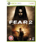 F.E.A.R. 2 Project Origin (Fear) Game Xbox 360 [Used]