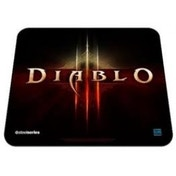 Steelseries Qck Limited Edition Diablo 3 III Logo Mouse Pad - 67229