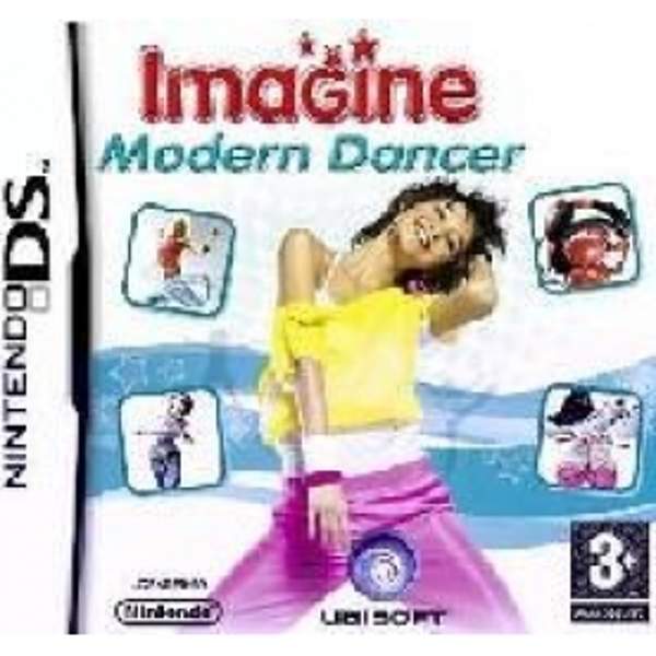Imagine Modern Dancer Game DS