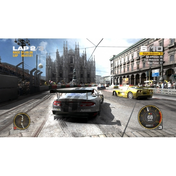 Race Driver GRID Reloaded Game (Classics) Xbox 360 - Image 2