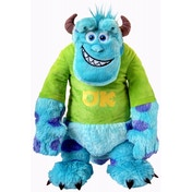 Monsters University 20 Inch Basic Plush Sulley with Top