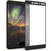 Nokia 6 (2018) Glass Screen Protector (Single) - Black Edge