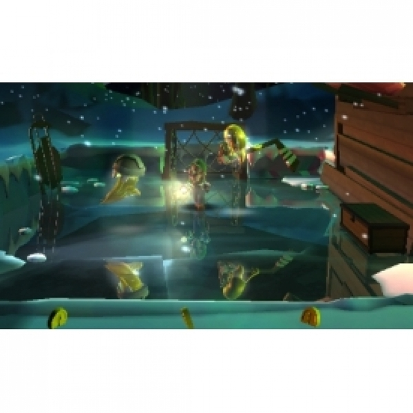 Luigis Mansion 2 Dark Moon Game 3DS (Selects) - Image 2