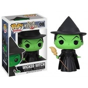 Wicked Witch (Wizard of Oz) Funko Pop! Vinyl Figure (Ex-Display) Used - Like New