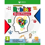 Professor Rubik's Brain Fitness Xbox One Game