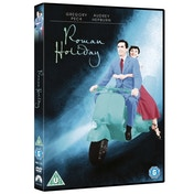 Roman Holiday 80th Anniversary Edition DVD