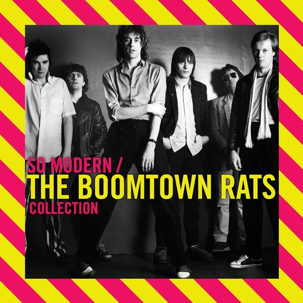 The Boomtown Rats - So Modern CD