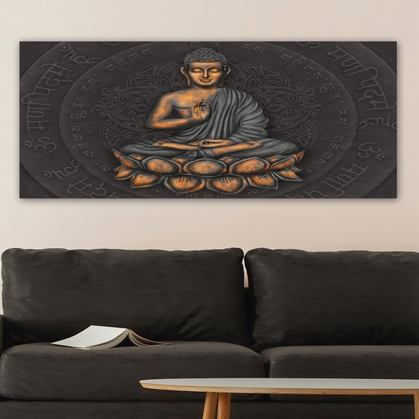 YTY1031423982234_50120 Multicolor Decorative Canvas Painting