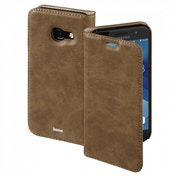 Hama Guard Case Booklet Case for Samsung Galaxy A3, brown