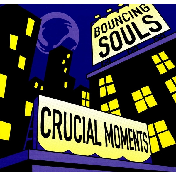 Bouncing Souls - Crucial Moments Vinyl