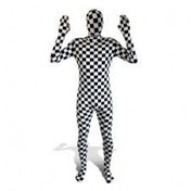 Premium Morphsuit Check Large