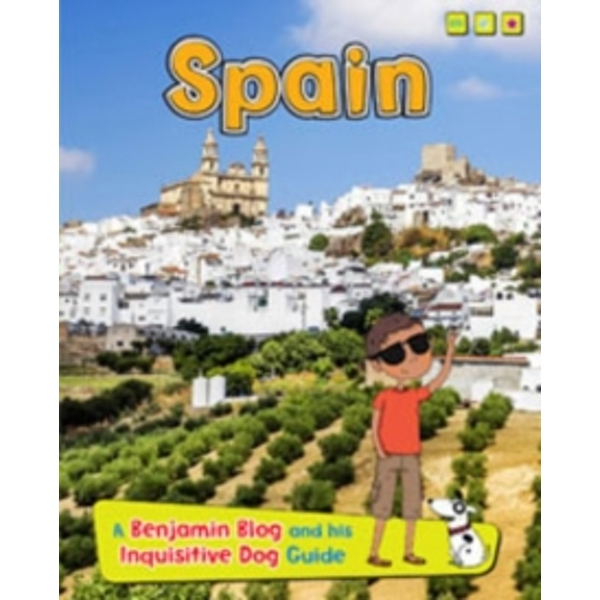 Spain : A Benjamin Blog and His Inquisitive Dog Guide