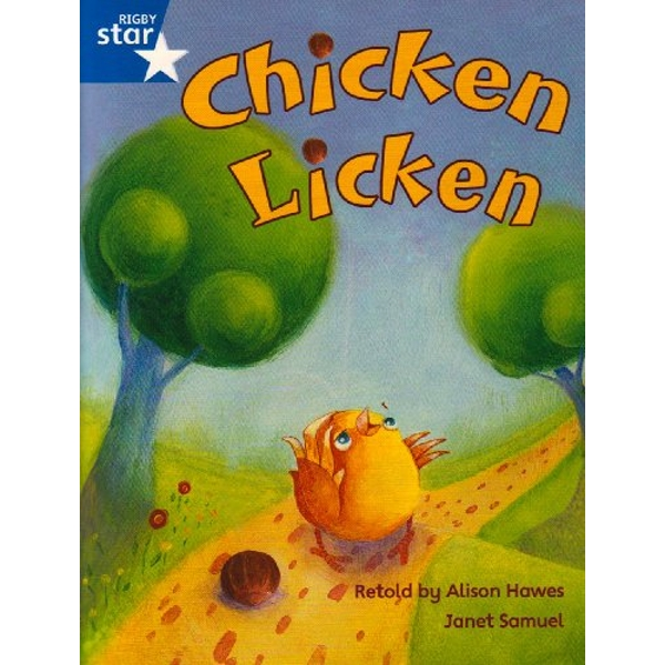 Rigby Star Guided Phonic Opportunity Readers Blue: Pupil Book Single: Chicken Licken by Pearson Education Limited (Paperback, 2005)
