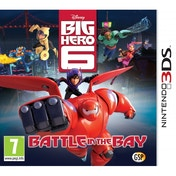 Disney Big Hero 6 Battle in the Bay 3DS Game