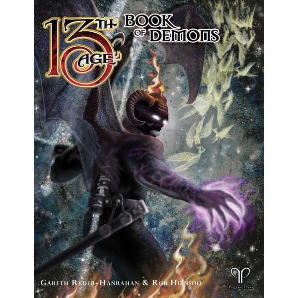 13th Age: Book of Demons