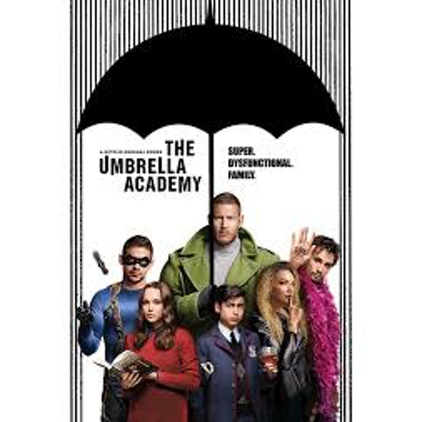 Umbrella Academy - Family Maxi Poster