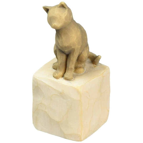 Love my Cat (Willow Tree) Figurine