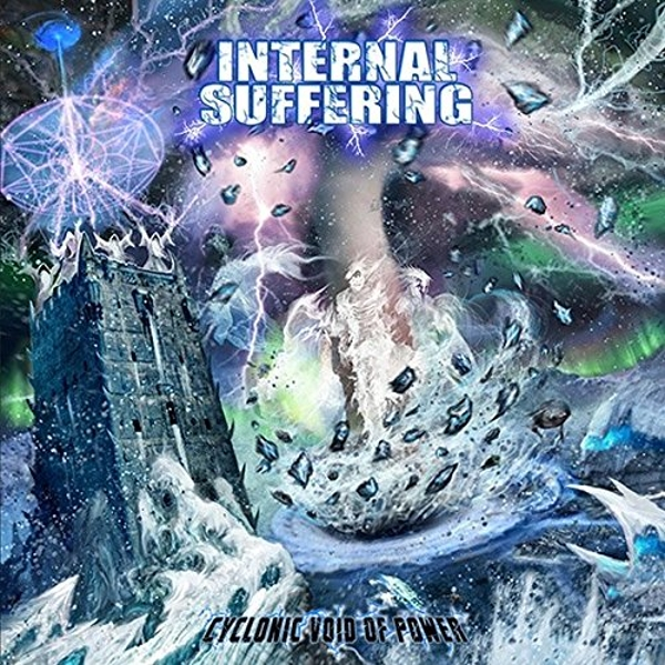 Internal Suffering - Cyclonic Void Of Power Vinyl