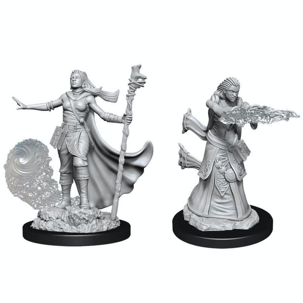 Dungeons & Dragons Nolzur's Marvelous Unpainted Miniatures (W11) Female Human Wizard