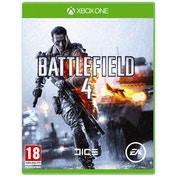 Ex-Display Battlefield 4 Game Xbox One Used - Like New