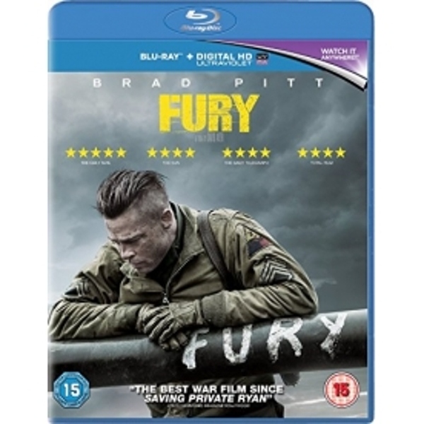 Fury Blu-ray - Image 1