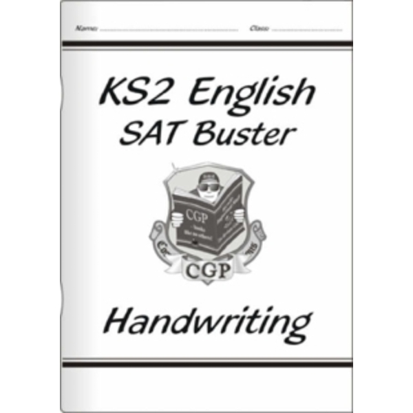 KS2 English Writing Buster - Handwriting by CGP Books (Paperback, 2002)