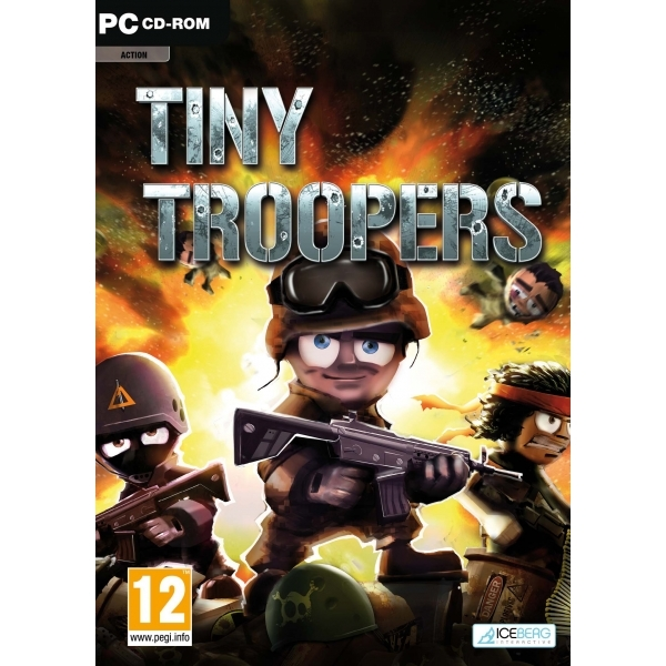 Tiny Troopers Game PC