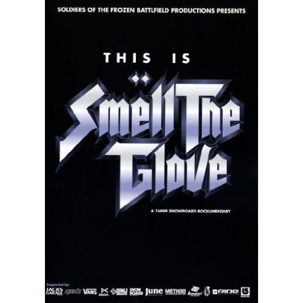 This Is Smell The Glove DVD
