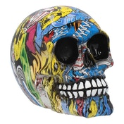 Graffiti (Pack of 6) Skulls