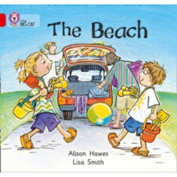 The Beach: Band 02A/Red A (Collins Big Cat) by Alison Hawes (Paperback, 2005)