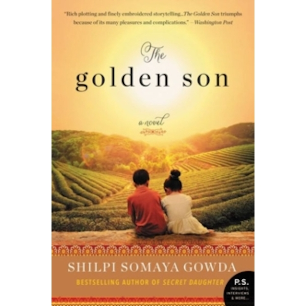 The Golden Son : A Novel