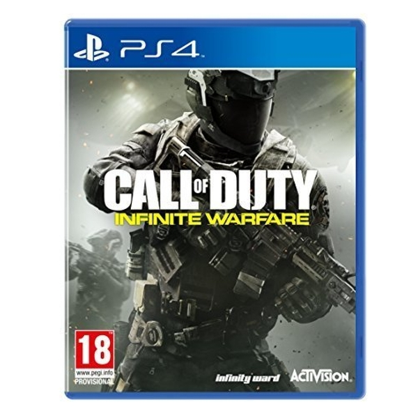 Call Of Duty Infinite Warfare PS4 Game - Image 1