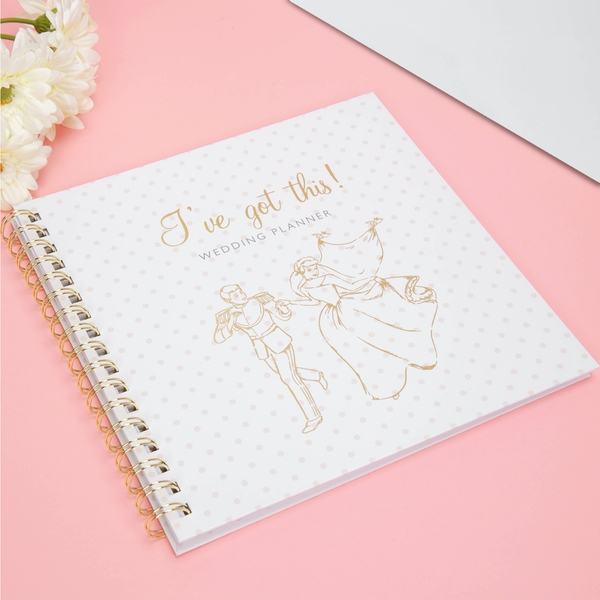Disney Happily Ever After Guided Wedding Planner
