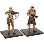 Shoretrooper Twin Pack (Rogue One A Star Wars Story) Kotobukiya ArtFX+ Statue