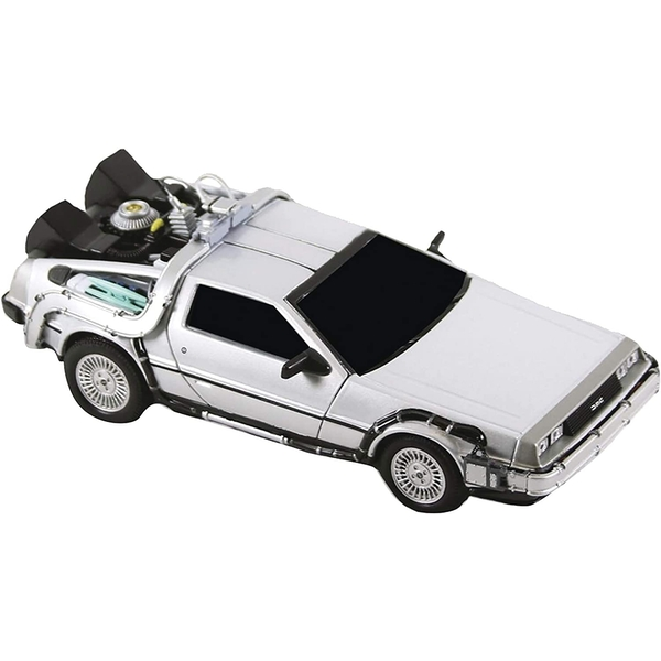 Back to the Future Time Machine 6 Inch Neca Die Cast Vehicle