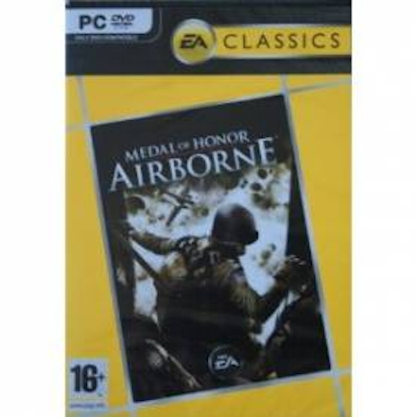 Medal Of Honor Airborne Game (Classics) PC