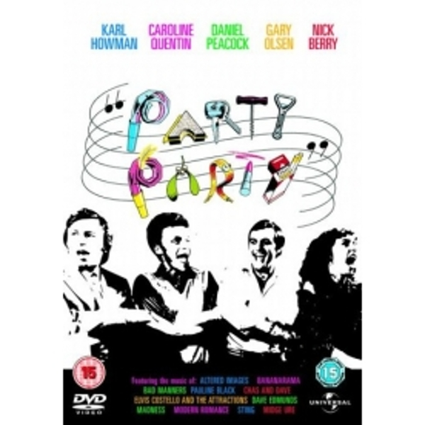 Party Party DVD