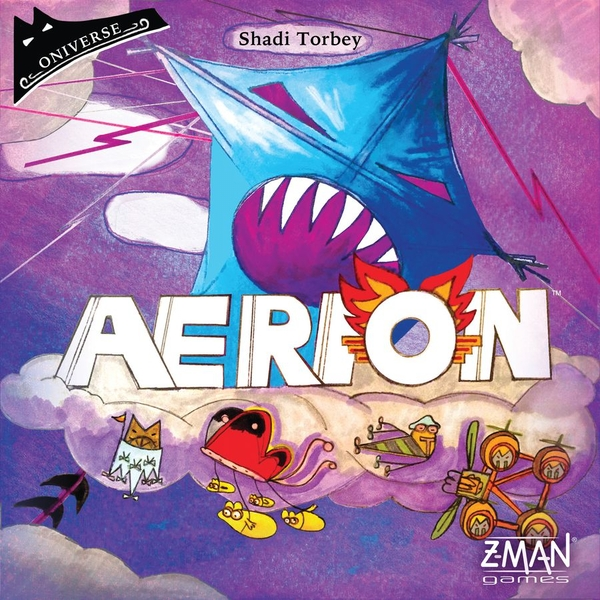 Aerion Board Game