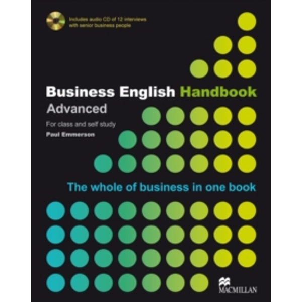 Business English Handbook Advanced by Paul Emmerson (Mixed media product, 2007)