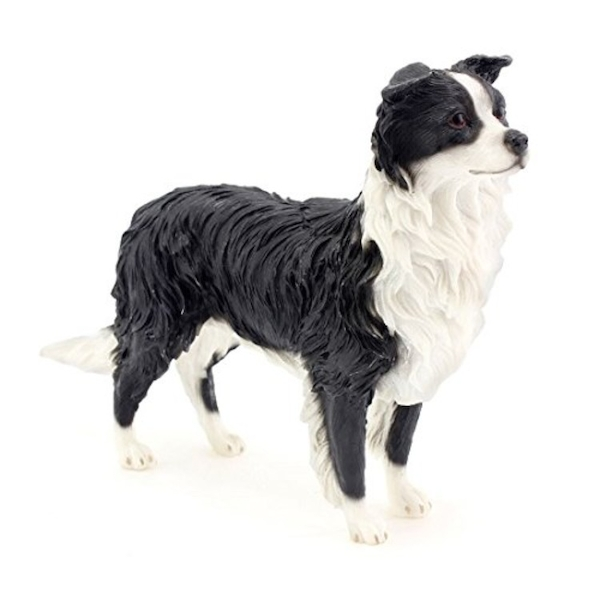 Border Collie Figurine By Lesser & Pavey